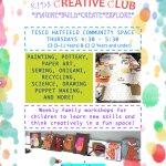 Kids Creative Club