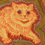 Louis Wain - Curious Cats Exhibition