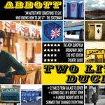 Matt Abbot Poet - Two Little Ducks Tour