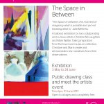 Meet the Artists and Drawing Workshop