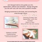 Mindfulness & Meditation- Online Course