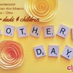 Mothers Day Art Workshop