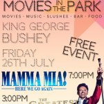 Movies in the Park- Bushey