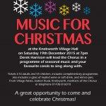 Music for Christmas - Knebworth Community Chorus