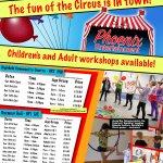 Phoenix Entertainment: Circus Workshops