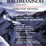 Rachmaninoff and Dorothy Howell