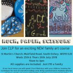 Rock, Paper, Scissors - Holiday Family Art Sessions WD19