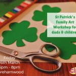 St Patrick's day Art Workshop