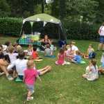 CANCELLED - Storytime with Outdoor Games