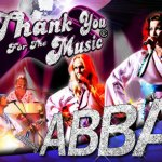 Thank you for the Music presents Abba Magic!
