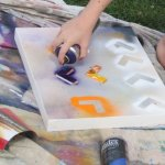 The Art Box: Book Making, Dance and Graffiti!