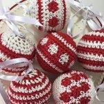 The Art Social - Christmas baubles