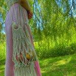 The Art Social: Summer Macramé Bags
