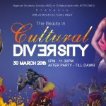 The Beauty in Cultural Diversity