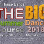 The BIG Summer Dance Course 2018