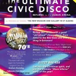 The Ultimate Civic Disco in aid of St Albans New Museum+Gallery