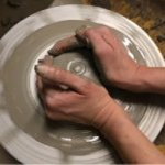 Throwing On The Potter's Wheel - Taster Session - April