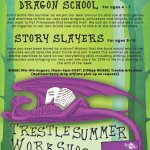 Trestle School of Drama | Summer Holiday Workshops 2019