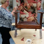 Upholstery Day & Evening Classes