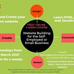 Website Building for the Self Employed or Small Business