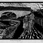 'Along the Towing Path' art exhibition