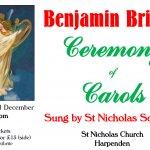 Britten Ceremony of Carols