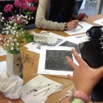CHRISTINE HARRISON - Art Workshops in Schools and Inset Training