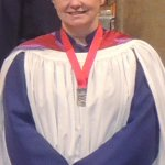 Director of Music Marie Price