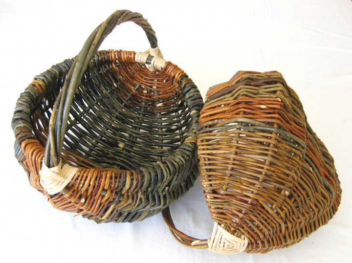 Frame Baskets
