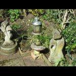 Garden sculptures (in situ)
