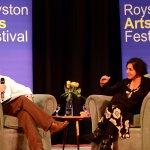 Meera Syal at Royston Arts Festival 2013
