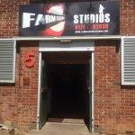 Outside Farm Factory Studios
