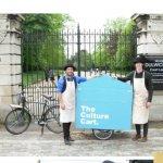The Culture Cart - pop up art workshop