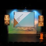 The SandPit Theatre as a corporate venue