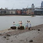 Tied on the Thames