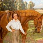 'Artist of the Month' - Algernon Talmage