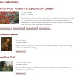 Bushey Museum's 'Virtual Tours' of the Galleries