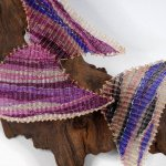 Colour of Winter, in textiles