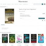 Dead in 10 available from Waterstones