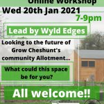 Grow Cheshunt & Wyld Edges Community Visioning workshop