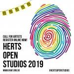 Herts Open Studios 2019 Call for Artists