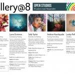 Open Studios at Gallery@8