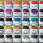 A J Ludlow Colours / A J Ludlow Professional Watercolours crafted in Hertfordshire