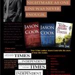 Jason Cook / Author http://www.authorjasoncook.com/index.html