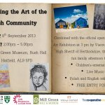 CVS Broxbourne and East Herts / Celebrating the Art of the Polish Community