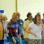 sally d / dacorum community choir