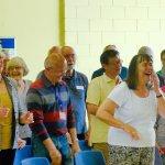 sally d / dacorum community choir