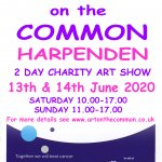 Art on the Common / Harpenden 2020