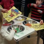 Kids Make and Create - Sand Art / Sand Art Party Entertainer in Herts