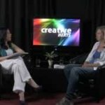 Author Catriona Troth interviewed on The Creative Herts Show